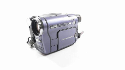 Sony 6RSBzs1 Hi8 Handycam Camcorder CCD-TRV128 20x 990x 2.5
