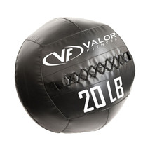 Valor Fitness Exercise Equipment 20 lb Wall Ball Pro - $88.43