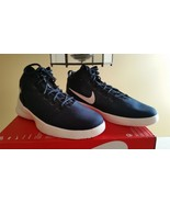 Men's Nike HYPERFR3SH 759996 400 SIZE 12 Blue Basketball Shoes - $45.00