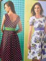 Kwik Sew Sewing Pattern 4001 Misses Ladies Dress Size XS-XL New - $16.45