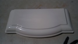 """6 Hh34 Toilet Tank Lid, Sterling, Off White / Bone, 18 1/8"""" X 8 3/8"""", Ogee Edge - $49.66"""
