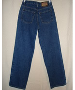 Arizona Jeans Boys Size 14 Blue Stonewash Denim Kids Pants C - $7.99