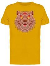 Demon Wolf Head Graphic Men's Tee -Image by Shutterstock - $359,52 MXN+