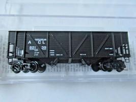 Micro-Trains # 05700130 Atlantic Coast Line 33' Twin Bay Hopper, N-Scale image 1