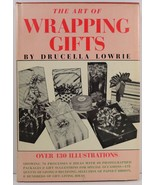 The Art of Wrapping Gifts by Drucella Lowrie 1950 Gramercy - $4.99