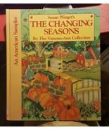 An American Sampler Ser.: An American Sampler : Changing Seasons by Susa... - $9.79