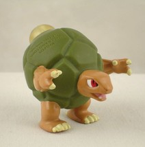 Nintendo Pokemon Action Figure Burger King Spinner Golem 1999 - $5.99
