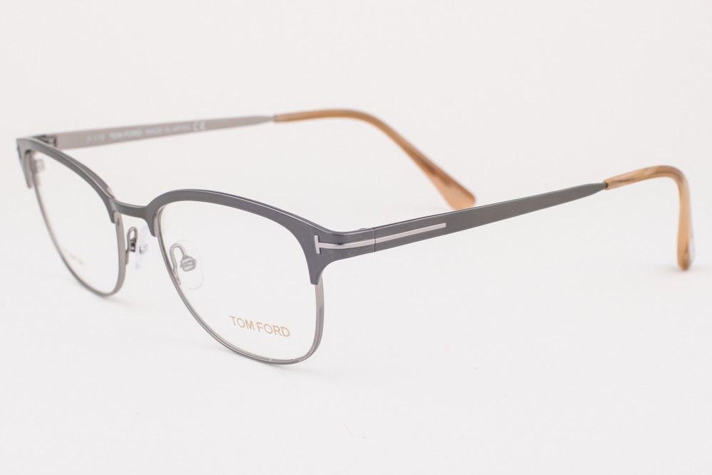 8c3f34d497a Tom Ford 5381 093 Gray Eyeglasses TF5381 093 and 50 similar items. S l1600