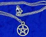 Pentagram necklace thumb155 crop