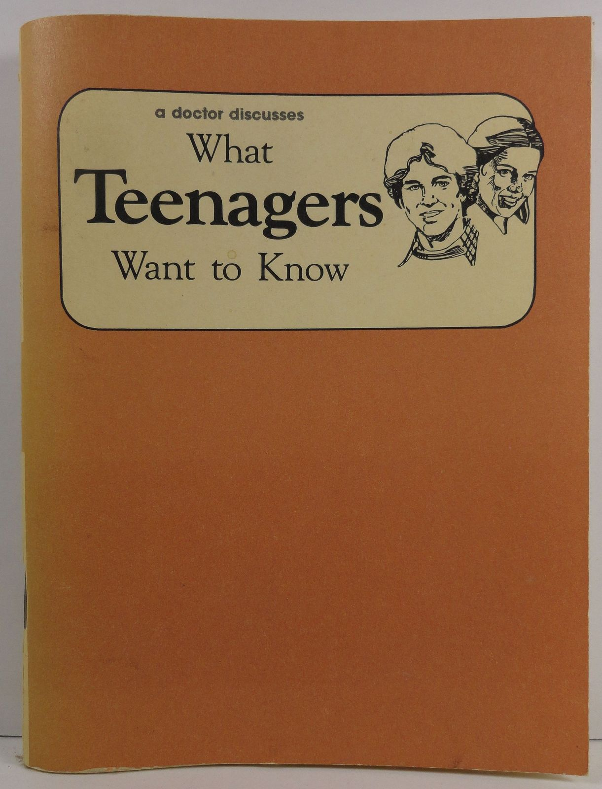 A Doctor Discusses What Teenagers Want to Know