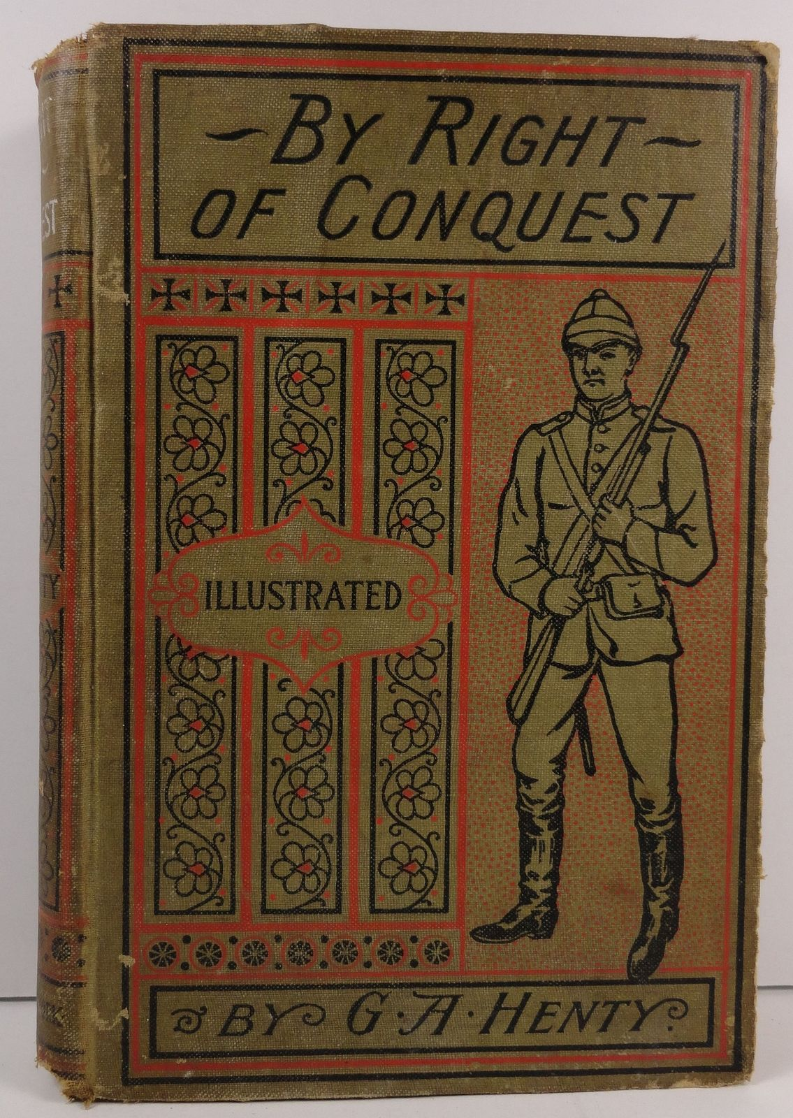Primary image for By Right of Conquest With Cortez in Mexico by G. A. Henty