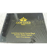 Lior Gold Paris Luxurious Caviar Facial Mask 6 ... - $74.24