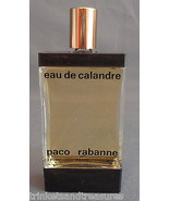 Eau de Calandre Fragrance by Paco Rabanne Full 2 Ounce Bottle 60 ml - $36.62