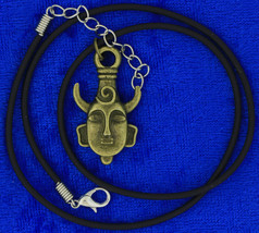Dean's Amulet or Keychain Supernatural Bronze Color Chain Style Length C... - $3.99+