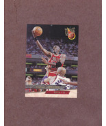 1993-94 Fleer Ultra # 30 Michael Jordan Chicago Bulls NM - $1.50