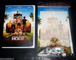 2006 HOOT Motion Picture Movie Promo Digital PRESS KIT & HOOT Dry / Eras... - $9.99