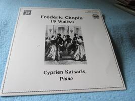 Frederic Chopin 19 Waltzes Record Album - $5.39