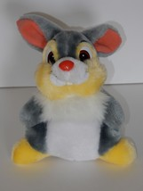"Sears Walt Disney Productions Thumper 9"" Rabbit  Plush Toy - $6.92"