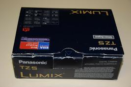 Panasonic LUMIX DMC-TZ5 9.1MP Digital Camera 10x Op Image Stabilized Zoom Silver - $123.41