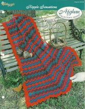 Needlecraft Shop Crochet Pattern 952230 Apache Nights Afghan Collectors ... - $4.99