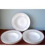 "Royal Doulton EPIPHANY 8 Piece Soup Bowl Set 8"" Made in UK New - $149.90"