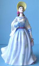 Royal Doulton Clare Pretty Ladies Petites Figurine #HN5091 New No Box - $43.90