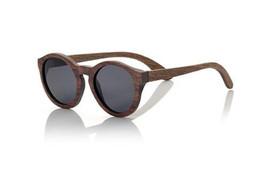 Women's Black Walnut Wood Lightweight Sunglasse... - $81.18
