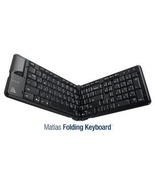 Matias Folding Keyboard for PC or Mac - $49.95