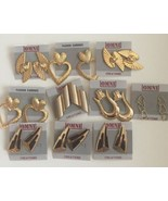 OMNI CREATIONS WOMEN'S FASHION EARRINGS ~ ASSORTED LOT OF 10~ - $29.69
