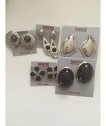 OMNI CREATIONS WOMEN'S FASHION EARRINGS ~ ASSORTED LOT OF 5~ - $24.74