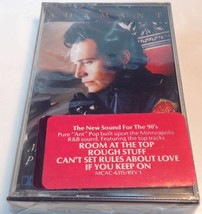 ADAM ANT Tape Cassette MANNERS & PHYSIQUE 1989 Mca Records USA MCAC-6313 - $8.37