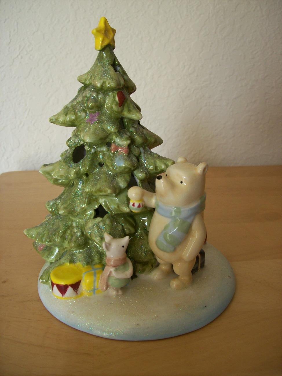 Ceramic Christmas Tree Parts
