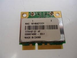 Acer Aspire 3830T 5742 Series Atheros AR5B97 802.11bgn Wireless Mini PCI... - $6.56