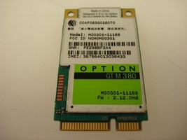 M00301-11169 ORIGINAL ACER WIRELESS CARD ASPIRE ONE 150-BGW ZG5 SERIES G... - $4.83