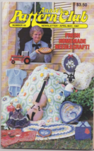 Annie's Pattern Club April May 1987 No 44 Fresh homemade needle craft Fu... - $12.00