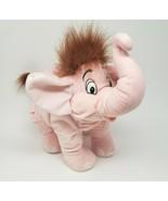 "13"" DISNEY JUNGLE BOOK JUNIOR HATHI JR. PINK ELEPHANT STUFFED ANIMAL PLU... - $31.09"