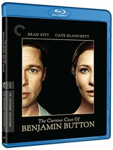 Curious Case of Benjamin Button (The Criterion Collection) [Blu-ray]