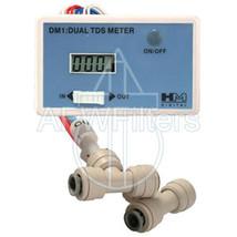 HM Digital DM-1 In-Line Dual TDS Monitor - $29.40