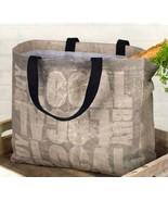 BUY LOCAL Grocery Market Shopping Tote Diaper Bag School Pocketbook HandBag - $39.94