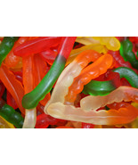 GUMMY WORMS ALBANESE, 5LBS - $24.73