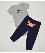 NEW Infant Baby Boys 9m Carter's 2 Piece Outfit... - $8.99