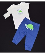 NEW Infant Baby Boys 3m Carter's 2 Piece Outfit... - $8.99