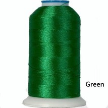 Shades of Green Machine Embroidery Thread Polye... - $5.75 - $9.25