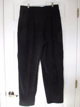 Liz Claiborne Lizsport Black Pants Size 16 - $17.99
