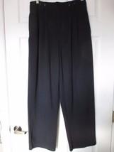 New York Style Black Pants Medium - $17.99