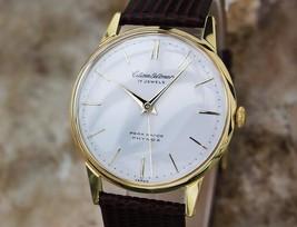 Citizen Homer Classic Japanese Men's 17 Jewel Manual 1960s Dress Watch CC18 - $391.02