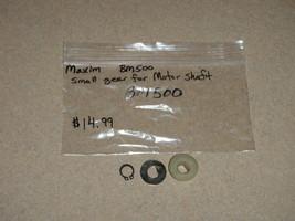 Maxim Bread Machine Bread Maker Small Gear For Master Shaft Model BM500  - $14.01