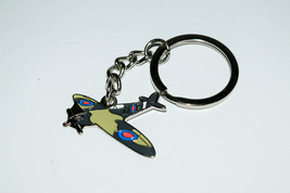 Spitfire Aeroplane Keyring, WW11 Gift Collectab... - $5.12