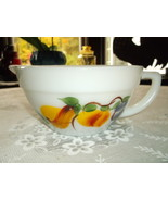 Gorgeous Vintage Gay Fad Batter Bowl by Fire King ~ Rare - $125.00