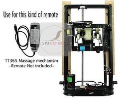 TT365 Massage Mechanism Frame Lexor Q Versas Liberte Infinity Pedicure S... - $311.85
